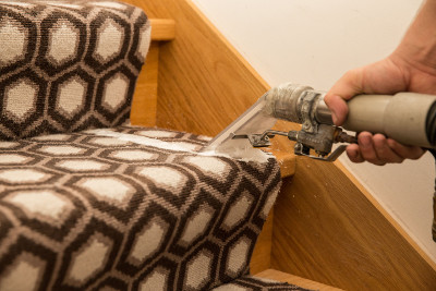 Professional carpet cleaning by Manchester Cleaner