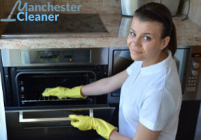 Professional oven cleaners in Manchester